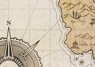 Illustrations movie props by tomas mayer fantasy maps pirates of the caribbean the whirlpool warhammer map the old world gumiabroncs